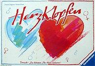 Brettspiele bei AEIOU.DE - Abbildung: Frontcover der Spielbox von Herzklopfen