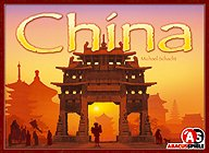 Brettspiele bei AEIOU.DE - Abbildung: Frontcover der Spielbox von China