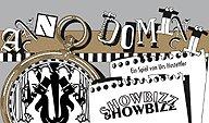 Brettspiele bei AEIOU.DE - Abbildung: Frontcover der Spielbox von Anno Domini - Showbizz