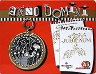 Brettspiele bei AEIOU.DE - Abbildung: Frontcover der Spielbox von Anno Domini - Jubiläums Metallbox