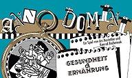 Brettspiele bei AEIOU.DE - Abbildung: Frontcover der Spielbox von Anno Domini - Gesundheit & Ernährung