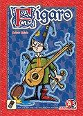 Brettspiele bei AEIOU.DE - Abbildung: Frontcover der Spielbox von Figaro
