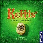 Brettspiele bei AEIOU.DE - Abbildung: Frontcover der Spielbox von Keltis