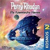 Brettspiele bei AEIOU.DE - Abbildung: Frontcover der Spielbox von Perry Rhodan - Die Kosmische Hanse