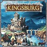 Brettspiele bei AEIOU.DE - Abbildung: Frontcover der Spielbox von Kingsburg