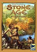 Brettspiele bei AEIOU.DE - Abbildung: Frontcover der Spielbox von Stone Age