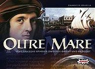 Brettspiele bei AEIOU.DE - Abbildung: Frontcover der Spielbox von Oltre Mare