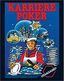 Brettspiele bei AEIOU.DE - Abbildung: Frontcover der Spielbox von Karriere Poker