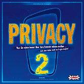Brettspiele bei AEIOU.DE - Abbildung: Frontcover der Spielbox von Privacy 2