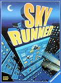 Brettspiele bei AEIOU.DE - Abbildung: Frontcover der Spielbox von Sky Runner