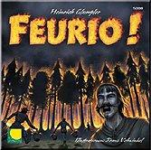 Brettspiele bei AEIOU.DE - Abbildung: Frontcover der Spielbox von Feurio!