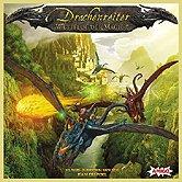 Brettspiele bei AEIOU.DE - Abbildung: Frontcover der Spielbox von Drachenreiter