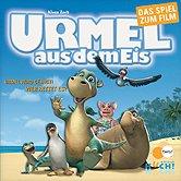 Brettspiele bei AEIOU.DE - Abbildung: Frontcover der Spielbox von Urmel aus dem Eis