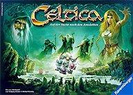 Brettspiele bei AEIOU.DE - Abbildung: Frontcover der Spielbox von Celtica