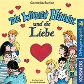 Brettspiele bei AEIOU.DE - Abbildung: Frontcover der Spielbox von Die Wilden Hühner und die Liebe