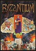 Brettspiele bei AEIOU.DE - Abbildung: Frontcover der Spielbox von Byzantium