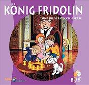 Brettspiele bei AEIOU.DE - Abbildung: Frontcover der Spielbox von König Fridolin