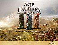 Brettspiele bei AEIOU.DE - Abbildung: Frontcover der Spielbox von Age of Empires III