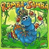 Brettspiele bei AEIOU.DE - Abbildung: Frontcover der Spielbox von Ramba Samba