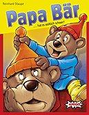 Brettspiele bei AEIOU.DE - Abbildung: Frontcover der Spielbox von Papa Bär