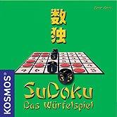 Brettspiele bei AEIOU.DE - Abbildung: Frontcover der Spielbox von Sudoku - Das Würfelspiel