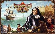 Brettspiele bei AEIOU.DE - Abbildung: Frontcover der Spielbox von Goldene Ära