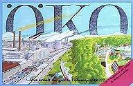 Brettspiele bei AEIOU.DE - Abbildung: Frontcover der Spielbox von Öko