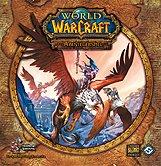 Brettspiele bei AEIOU.DE - Abbildung: Frontcover der Spielbox von World of Warcraft - Das Abenteuerspiel