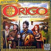 Brettspiele bei AEIOU.DE - Abbildung: Frontcover der Spielbox von Origo