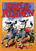Brettspiele bei AEIOU.DE - Abbildung: Frontcover der Spielbox von Eselsrennen
