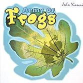 Brettspiele bei AEIOU.DE - Abbildung: Frontcover der Spielbox von Army of Frogs