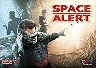 Brettspiele bei AEIOU.DE - Abbildung: Frontcover der Spielbox von Space Alert