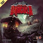 Brettspiele bei AEIOU.DE - Abbildung: Frontcover der Spielbox von Fury of Dracula