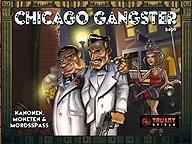 Brettspiele bei AEIOU.DE - Abbildung: Frontcover der Spielbox von Chicago Gangster