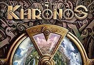 Brettspiele bei AEIOU.DE - Abbildung: Frontcover der Spielbox von Khronos