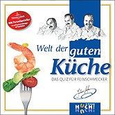 Brettspiele bei AEIOU.DE - Abbildung: Frontcover der Spielbox von Welt der guten Küche