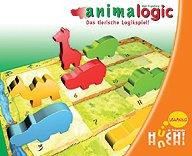Brettspiele bei AEIOU.DE - Abbildung: Frontcover der Spielbox von Animalogic