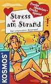 Brettspiele bei AEIOU.DE - Abbildung: Frontcover der Spielbox von Stress am Strand
