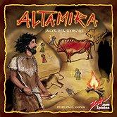Brettspiele bei AEIOU.DE - Abbildung: Frontcover der Spielbox von Altamira