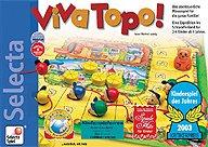 Brettspiele bei AEIOU.DE - Abbildung: Frontcover der Spielbox von Viva Topo!