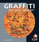 Brettspiele bei AEIOU.DE - Abbildung: Frontcover der Spielbox von Graffiti