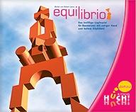 Brettspiele bei AEIOU.DE - Abbildung: Frontcover der Spielbox von Equilibrio