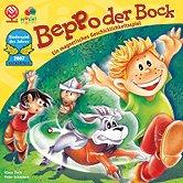 Brettspiele bei AEIOU.DE - Abbildung: Frontcover der Spielbox von Beppo der Bock
