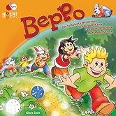 Brettspiele bei AEIOU.DE - Abbildung: Frontcover der Spielbox von Beppo - Das turbulente Wettrennen
