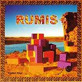 Brettspiele bei AEIOU.DE - Abbildung: Frontcover der Spielbox von Rumis+