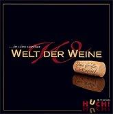 Brettspiele bei AEIOU.DE - Abbildung: Frontcover der Spielbox von Welt der Weine