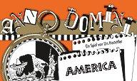 Brettspiele bei AEIOU.DE - Abbildung: Frontcover der Spielbox von Anno Domini - America