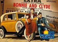 Rezensionen bei AEIOU.DE - Abbildung: Frontcover der Spielbox von Bonnie and Clyde