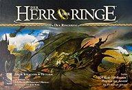 Brettspiele bei AEIOU.DE - Abbildung: Frontcover der Spielbox von Der Herr der Ringe - Der Ringkrieg