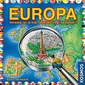 Brettspiele bei AEIOU.DE - Abbildung: Frontcover der Spielbox von Europa
